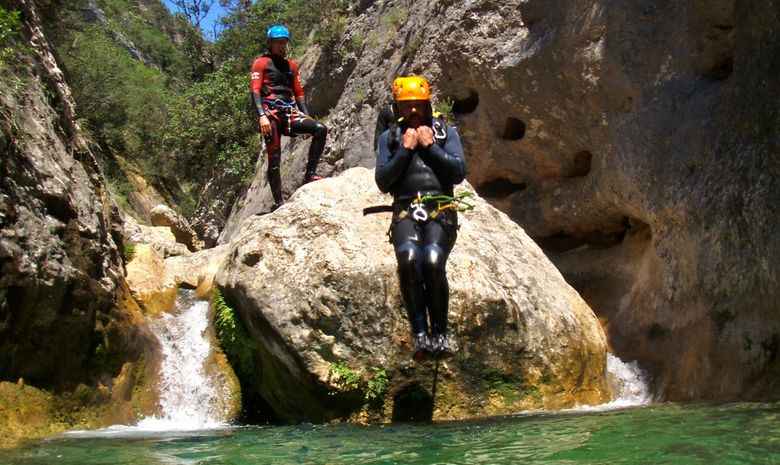 Séjour canyoning en Sierra de Guara-5