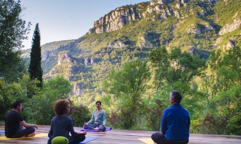 Week-end yoga au Château -14