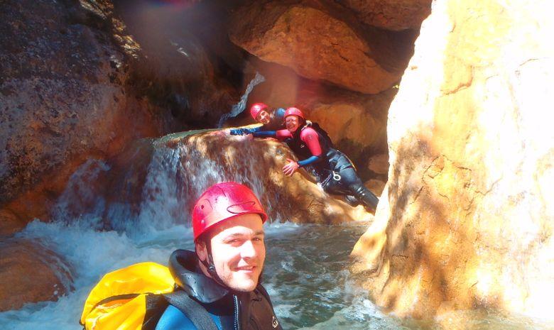 Séjour canyoning de 3 jours en Sierra de Guara