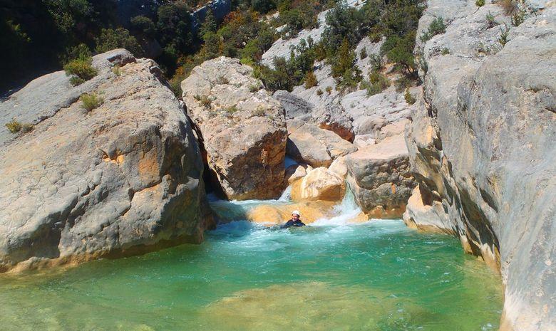 Voyage canyoning en Espagne avec Expediciones