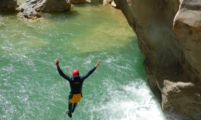 Séjour canyoning de 3 jours en Sierra de Guara-8
