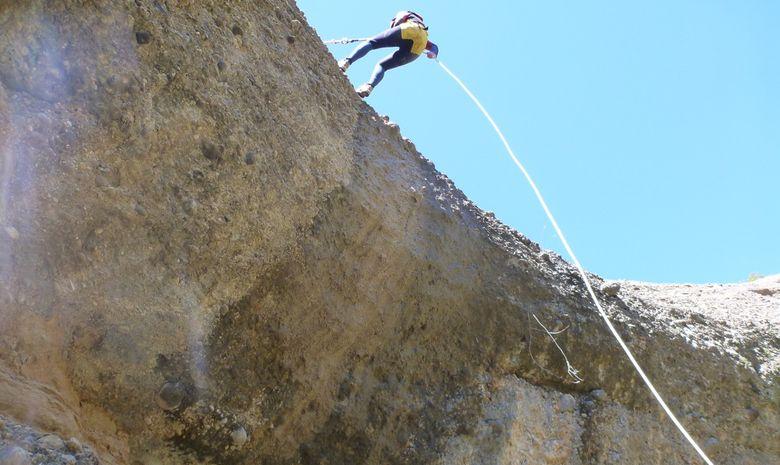 Séjour canyoning de 3 jours en Sierra de Guara-7