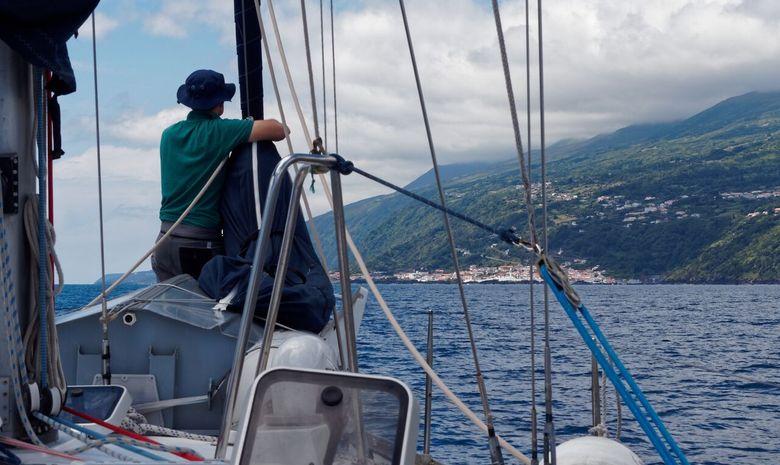 croisière-formation Gibraltar-Açores via Madère-1