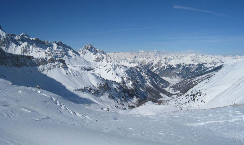Stage ski de randonnée dans le Queyras-3