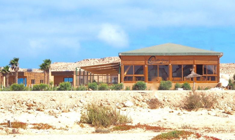 Séjour Kitesurf en bungalow à Dakhla