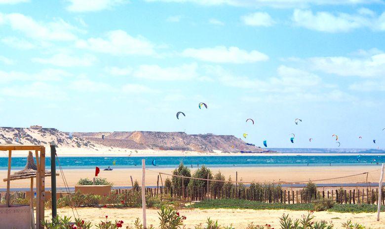 Séjour Kitesurf autonome à Dakhla