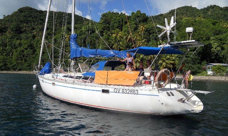 Croisière Grenadines au départ du Marin -11