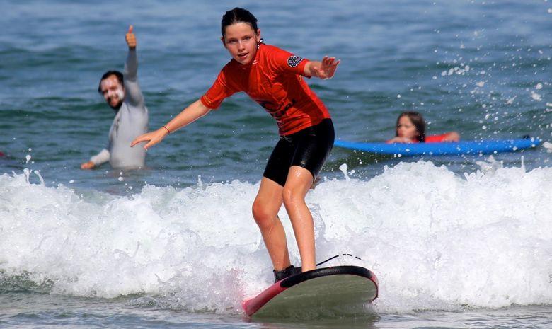 Stage de Surf à Anglet-9
