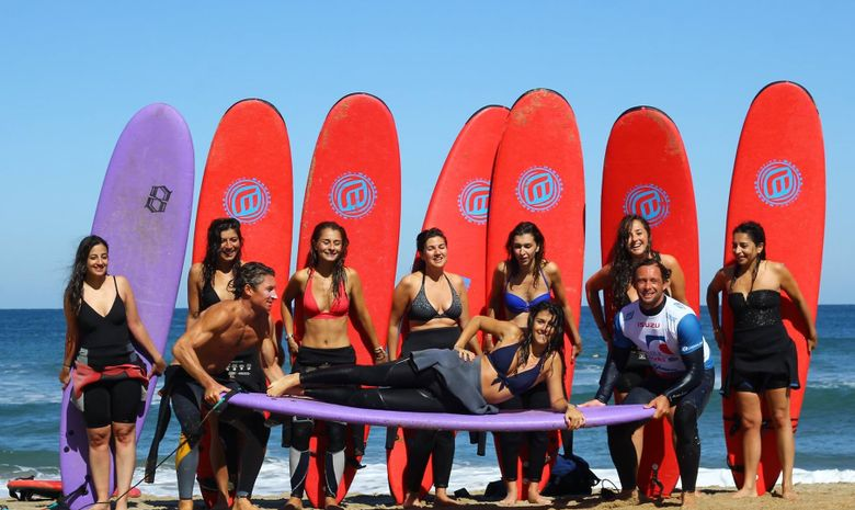 Stage de Surf à Anglet-2