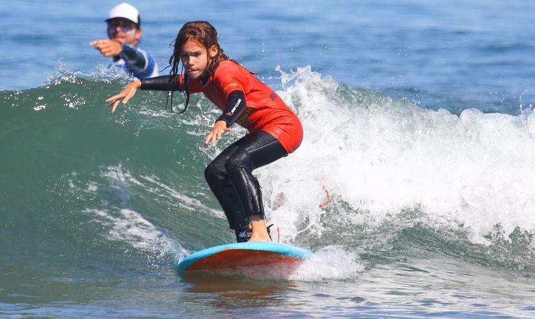 Stage de Surf à Anglet-7