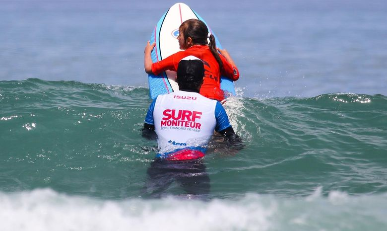 Stage de Surf à Anglet-6