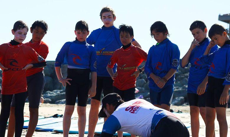 Stage de Surf à Anglet-4