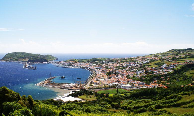 Croisières Açores & traversée vers la Bretagne Sud-1