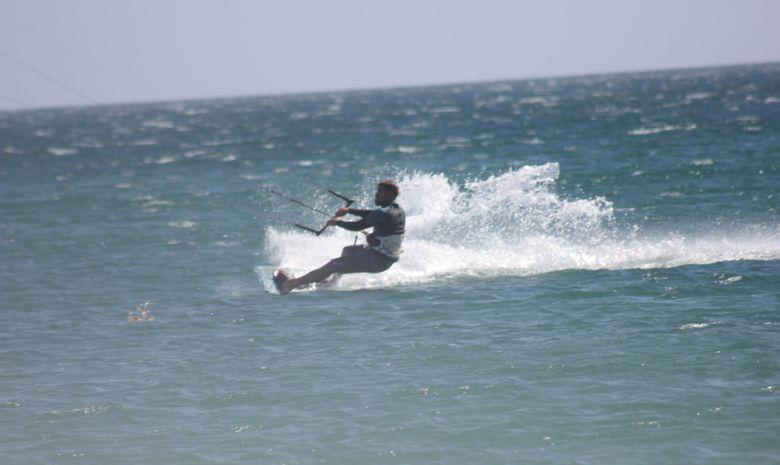 Stage de Kitesurf à Lagos-3