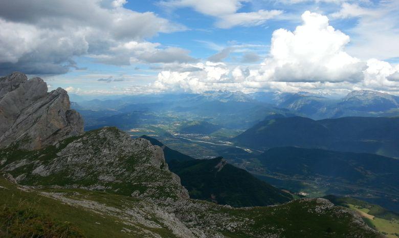Stage yoga et randonnée dans les Alpes du Nord-4