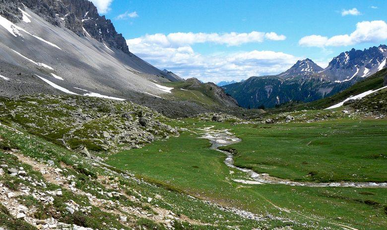 Stage yoga et randonnée dans les Alpes du Nord-5