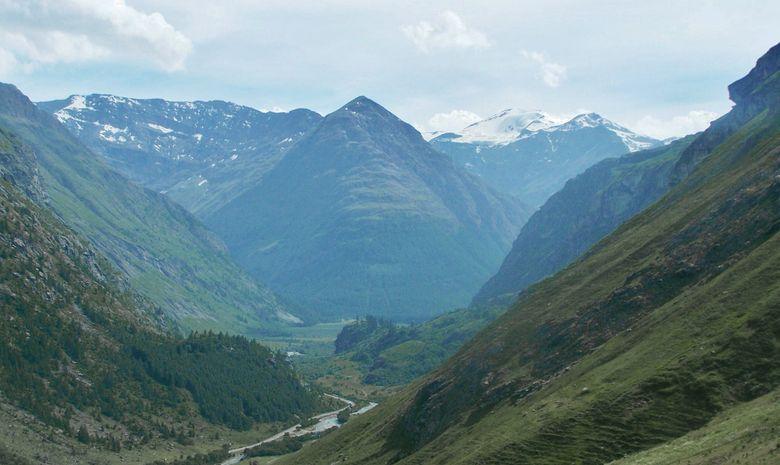 Stage yoga et randonnée dans les Alpes du Nord-6