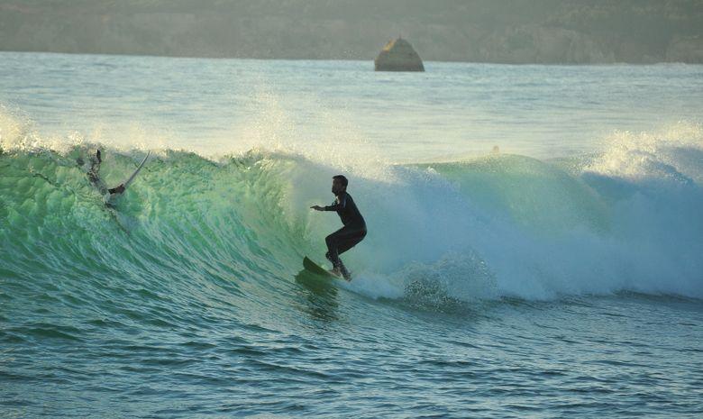 Stage de Surf à Lagos-2