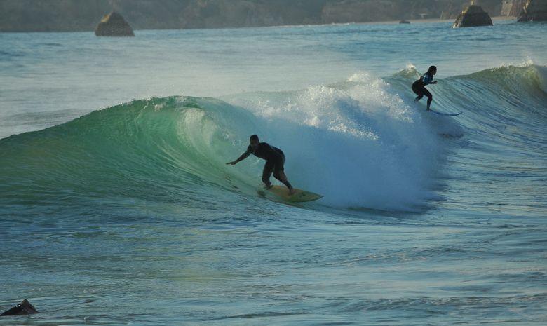 Stage de Surf à Lagos-5