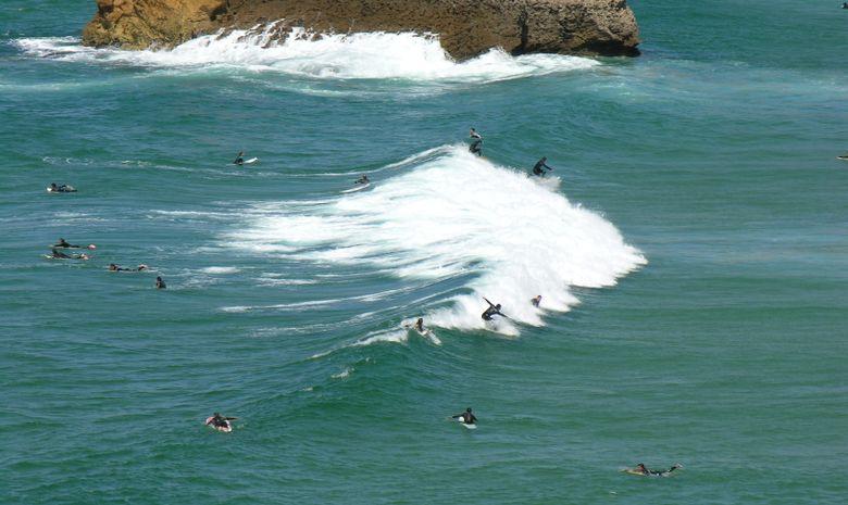 Stage de Surf à Lagos-4