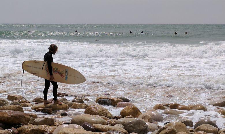Stage de Surf à Lagos-8