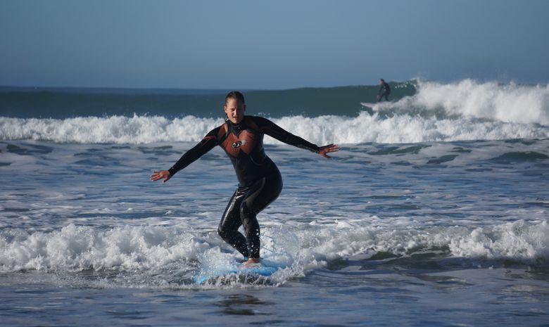 Séjour en surfcamp à Tafedna
