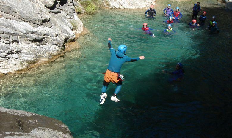 Canyon de Montmin-5