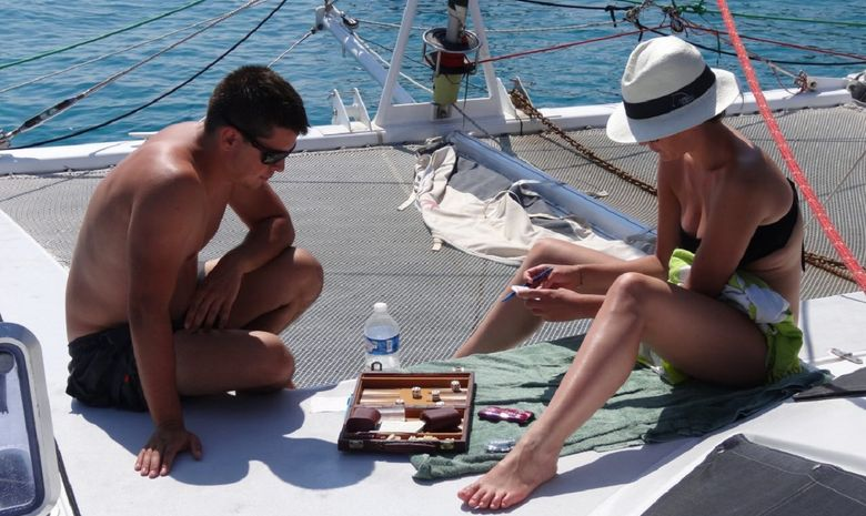 Croisière catamaran aux Grenadines -2