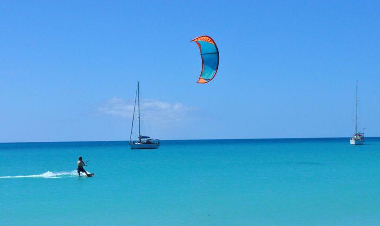 Croisière Kitesurf en Guadeloupe