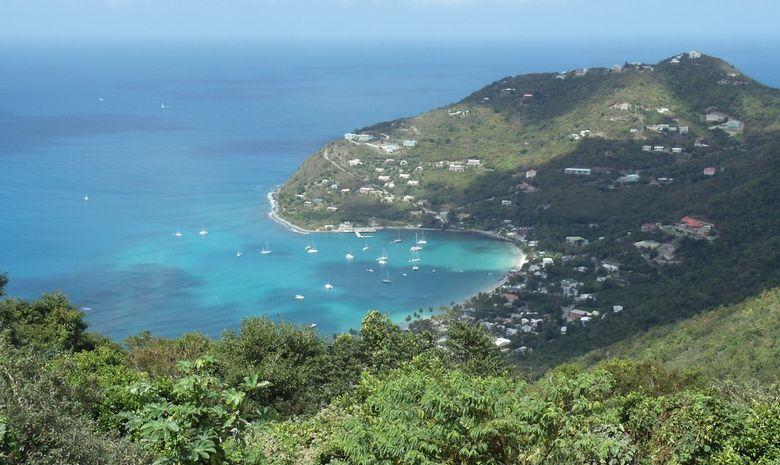 Croisière Kitesurf dans les Îles Vierges-10