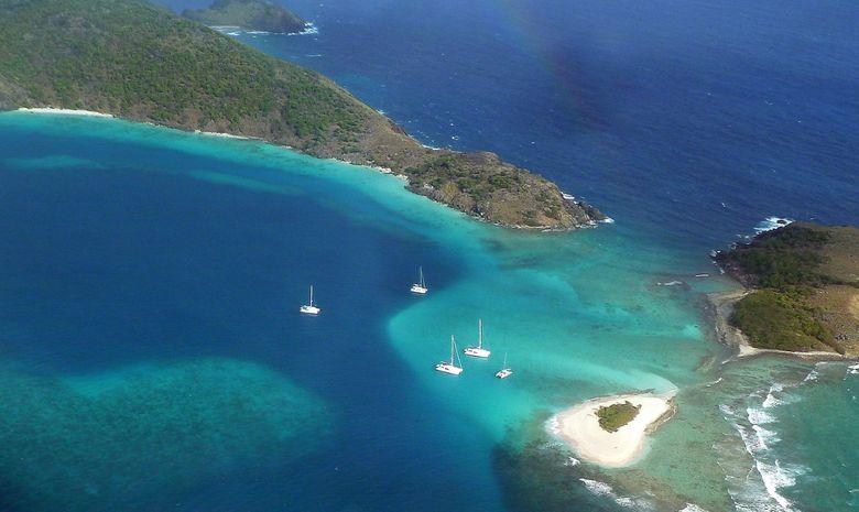 Croisière Kitesurf dans les Îles Vierges-12