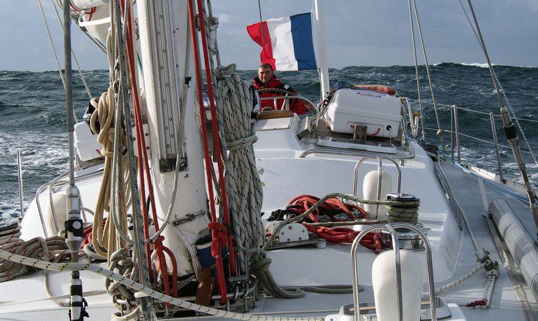 Croisière Bretagne & Départ de la Route du Rhum -9