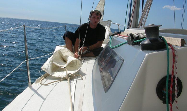 Journée à la voile dans le Golfe du Morbihan-4