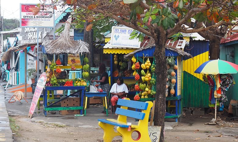 Croisière cabine FLG 446 Grenadines avec hôtesse