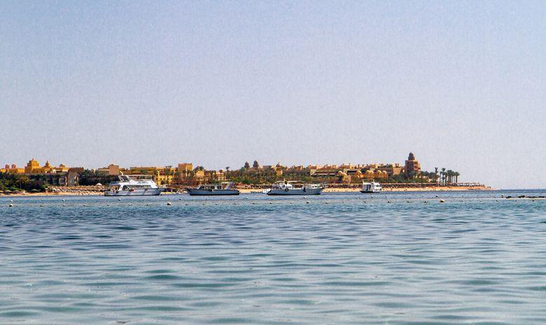 Cours de kitesurf dans la région d'Hurghada-11