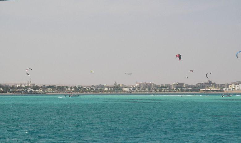 Cours de kitesurf dans la région d'Hurghada-3