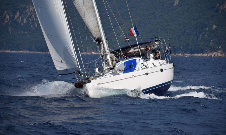 La Corse du Sud sur un voilier de 50 pieds-13