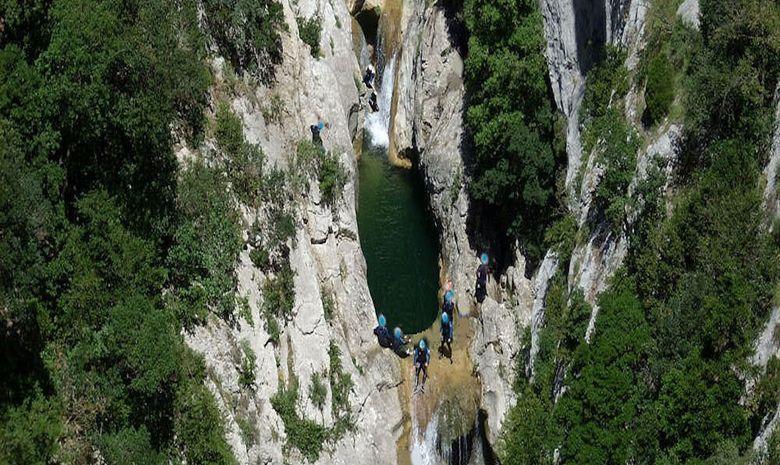 Canyon de Galamus ludique & familiale -4