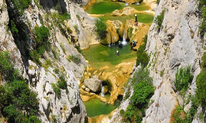 Canyon de Galamus ludique & familiale -6