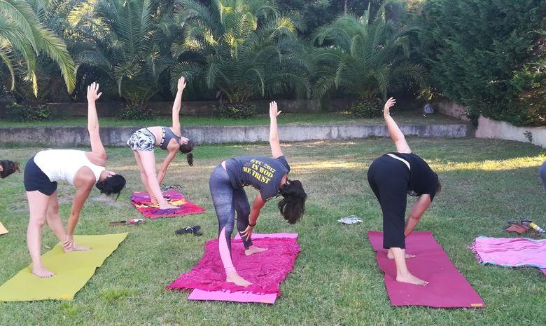 Séjour yoga ressourçant en Corse du Sud-1