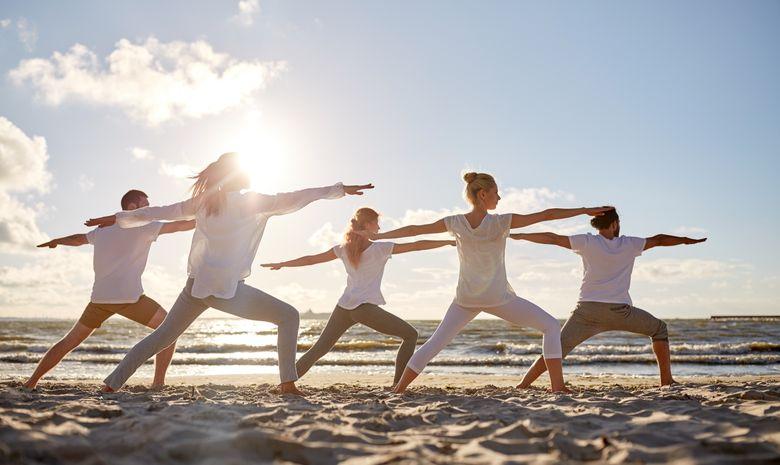 Retraite Yoga ressourçant en Corse du Sud