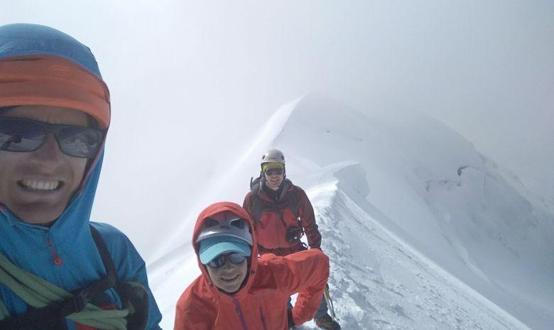 Mont Blanc, voie normale en 3 jours-2