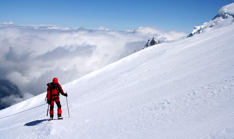 Stage ascension du Mont Blanc - Formule classique