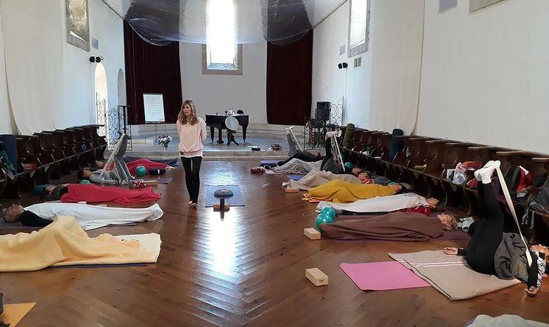 Stage yoga & détox au sein d'un ancien monastère