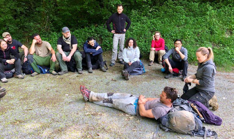 Stage de survie 24h en Franche Comté-3