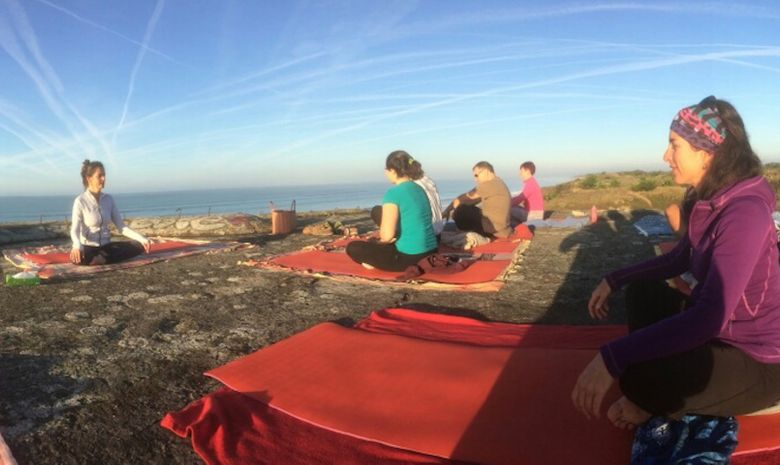 Stage Yoga sur l'île de Ré-1