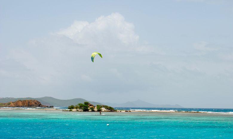 Croisière cabine aux Grenadines - catamaran 47'
