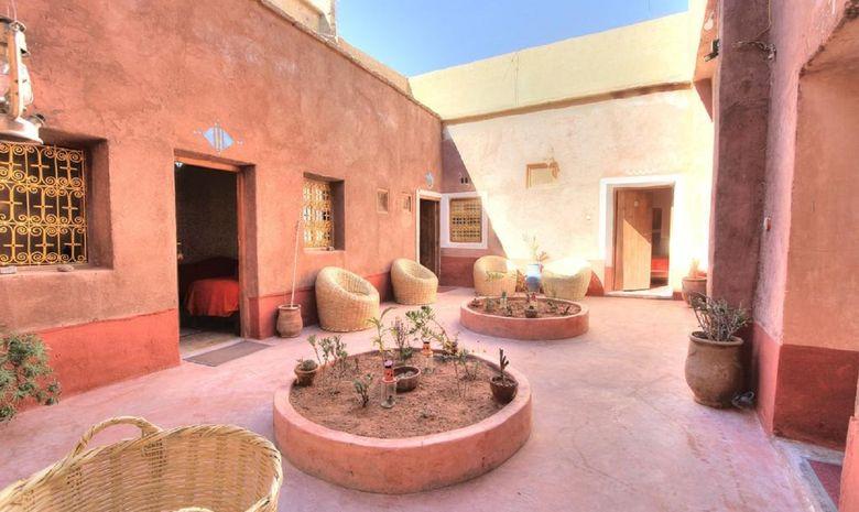 Retraite Yoga itinérante dans le désert marocain-12