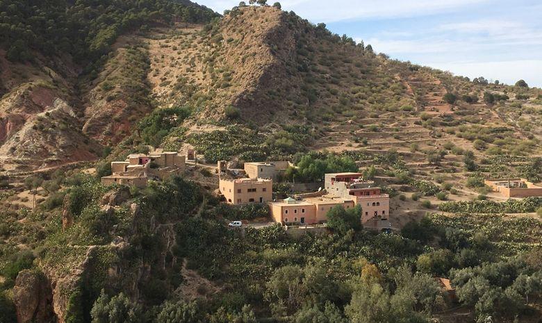 Retraite Yoga itinérante dans le désert marocain-15
