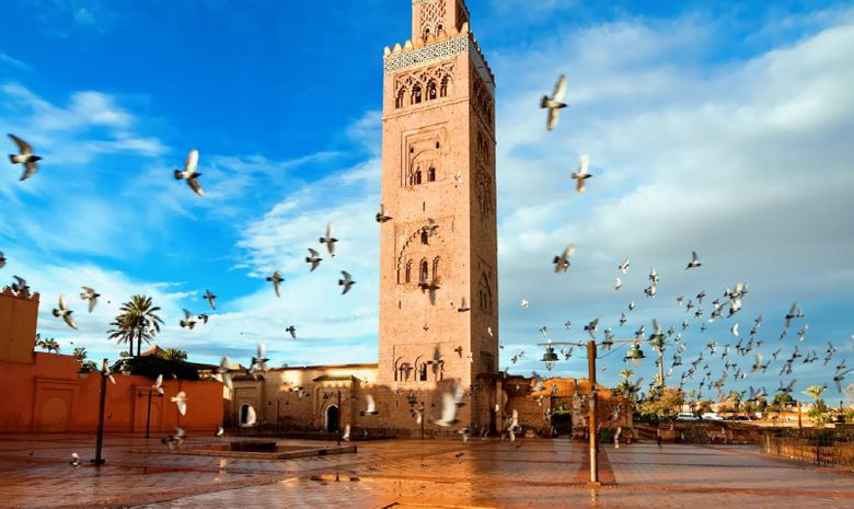 Retraite Yoga itinérante dans le désert marocain-4